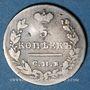 Coins Russie. Nicolas I (1825-1855). 5 kopecks 1826. Saint Petersbourg
