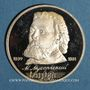 Coins Russie. U.R.S.S. (1922-1991). 1 rouble 1989. Moussorgski