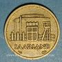 Coins Sarre. Département français (1945-1957). 10 franken 1954