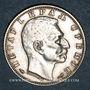 Coins Serbie. Pierre I (1903-1918). 1 dinar 1915