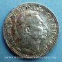 Coins Serbie. Pierre I (1903-1918). 50 para 1915