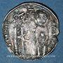 Coins Serbie. Stefan Uroš III Decanski (1321-1331). Denier ou matapan