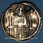 Coins Serbie. Stefan Uroš IV Dušan (roi 1331-1335, tsar 1345-1355). Denier ou matapan