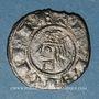 Coins Sicile. Les Suèves. Frédéric II (1197-1250). Denier. Messine, vers 1225