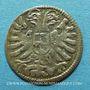 Coins Silésie. Ferdinand II (1619-1637). 3 pfennig 1624. Breslau