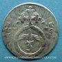 Coins Silésie. Ferdinand II (1619-1637). 3 pfennig 1624HR. Breslau