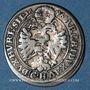 Coins Silésie. Léopold I (1657-1705). 3 kreuzer 1696CB. Glogau