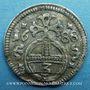 Coins Silésie. Léopold I (1657-1705). 3 pfennig 1688. Opole (Oppeln)