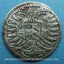 Coins Silésie. Léopold I (1657-1705). 3 pfennig 1689. Opole (Oppeln), écu droit