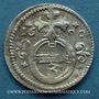 Coins Silésie. Léopold I (1657-1705). 3 pfennig 1690. Opole (Oppeln)