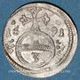 Coins Silésie. Léopold I (1657-1705). 3 pfennig 1691. Opole (Oppeln)