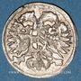 Coins Silésie. Léopold I (1657-1705). 3 pfennig 1693 Opole (Oppeln)