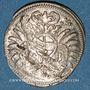 Coins Silésie. Léopold I (1657-1705). 3 pfennig 1695. Opole (Oppeln)