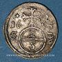 Coins Silésie. Léopold I (1657-1705). 3 pfennig 1696. Opole (Oppeln)