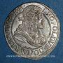 Coins Silésie. Léopold I (1657-1705). 6  kreuzer 1692 SHS. Breslau