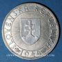 Coins Slovaquie. République (1939-1945). 10 couronnes 1944