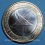 Coins Slovénie. République. 3 euro 2008
