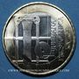 Coins Slovénie. République. 3 euro 2010
