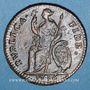 Coins Suède. Charles XII (1697-1718). 1 daler 1716