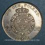 Coins Suède. Gustave IV Adolphe (1792-1809). 1/6 riksdaler 1805