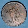 Coins Suède. Ulrique Eléonore (1718-1720). 1 daler 1719
