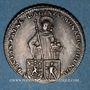 Coins Suisse. Abbaye de Rheinau. Frappe en argent du ducat