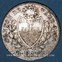 Coins Suisse. Canton de Vaud. 5 batz 1831