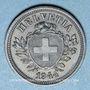 Coins Suisse. Confédération. 1 rappen 1944B