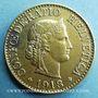 Coins Suisse. Confédération. 10 rappen 1918B