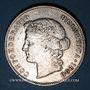 Coins Suisse. Confédération. 5 francs 1890B