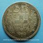 Coins Suisse. Confédération. 5 francs 1923B