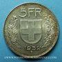 Coins Suisse. Confédération. 5 francs 1932B