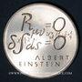 Coins Suisse. Confédération. 5 francs 1979. Einstein - formule
