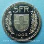 Coins Suisse. Confédération. 5 francs 1995B