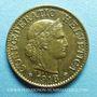 Coins Suisse. Confédération. 5 rappen 1918