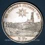 Coins Suisse. Confédération. Monnaie de Tir. 5 francs 1881. Fribourg