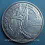 Coins Suisse. Confédération. Monnaie de Tir. 5 francs 1883. Lugano