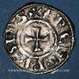 Coins Suisse. Evêché de Genève. Frédéric (1031-1073). Denier