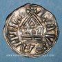 Coins Suisse. Evêché de Lausanne. Monnayage anonyme (fin 12e - début du 13e siècle). Denier