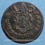Coins Suisse. Evêché de Sion. François Frédéric Ambüel (1760-1780). 1 kreuzer 1776