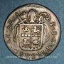 Coins Suisse. Evêché de Sion. François Joseph Supersaxo (1701-1734). 1 batz 1710