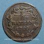 Coins Suisse. République Helvétique. Halbbatzen 1799
