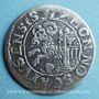 Coins Suisse. Schaffhouse. Groschen (3 kreuzer) 1557