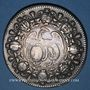 Coins Suisse. Ville de Bâle. Double taler n. d. (vers 1710)