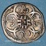 Coins Suisse. Ville de Saint-Gall. 1 kreuzer à partir de 1715