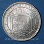 Coins Tchécoslovaquie. République (1918-1948). 10 couronnes n. d. (1928)