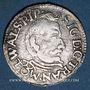 Coins Transylvanie. Sigismond Bathori (1581-1602). 3 groschen 1597