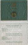Coins Vatican. Benoît XVI (19 avril 2005-28 février 2013). 2 euro 2010, Année sacerdotale