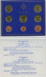 Coins Vatican. Benoît XVI (19 avril 2005-28 février 2013). Série euro 2007