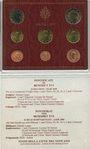 Coins Vatican, Benoît XVI (19 avril 2005- ), série euro 2008